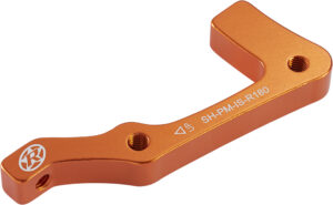aendus-bike-gallery.ch, Reverse, Bremssatteladapter, orange, orange glanz,