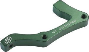 aendus-bike-gallery.ch, Reverse, Bremssatteladapter, wald grün, grün dunkelgrün,