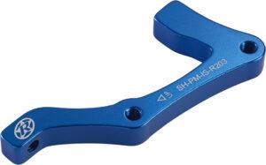 aendus-bike-gallery.ch, Reverse, Bremssatteladapter, dark blue, dunkelblau, blau ,meerblau, meer blau,