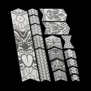 aendus-bike-gallery.ch, Riesel Design, Rahmenschutzfolie, 3000 Maori