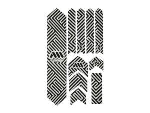 aendus-bike-gallery.ch, All Mountain, Style, Rahmenschutzfolie, XL, Maze