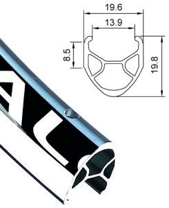 R450 mit Zeichnung