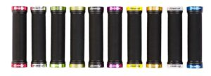12 Reverse Grips Lock On Color Overview black