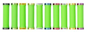 12 Reverse Grips Lock On Color Overview green