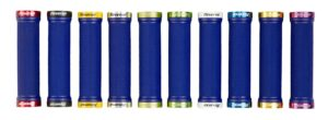 12 Reverse Grips Lock On Color Overview blue