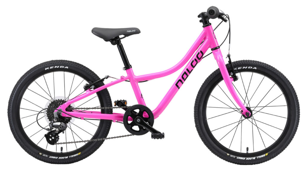 aendus-bike-gallery.ch Naloo Naloo_Chameleon_20_Pink Kindervelo