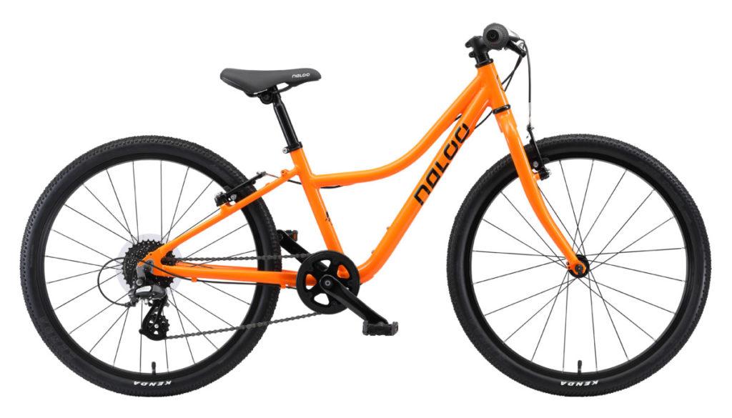 aendus-bike-gallery.ch Naloo Naloo_Chameleon_24_Orange Kindervelo