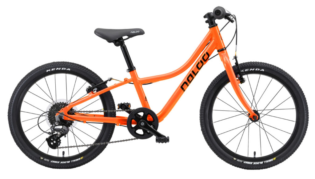 aendus-bike-gallery.ch Naloo naloo_chameleon_20_orange Kindervelo