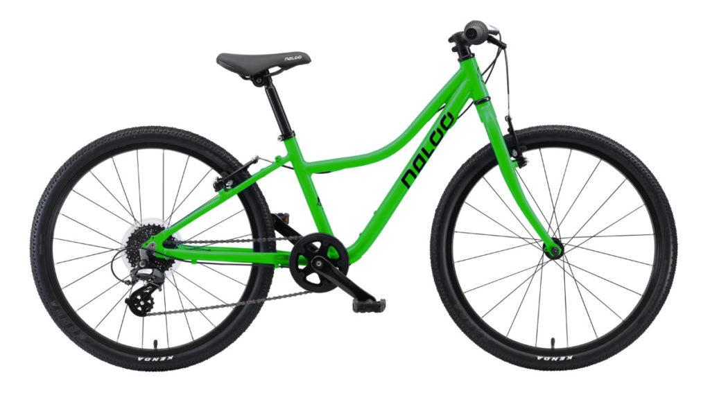 aendus-bike-gallery.ch Naloo naloo_chameleon_24_dunkelgruen Kindervelo