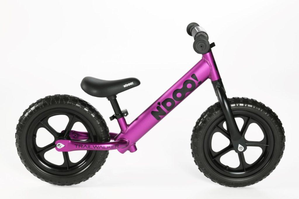 aendus-bike-gallery.ch N'DOO Trailwalker violett Kindervelo