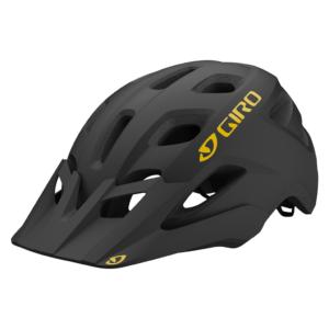 aendus-bike-gallery.ch, Giro, Fixture, Mips Helm, schwarz, schwarz matt, black, schwarz gelb, black warm, schwarz orange,