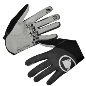 aendus-bike-gallery.ch, Endura, Handschuh, Bikehandschuh, langfinger Handschuh, schwarz