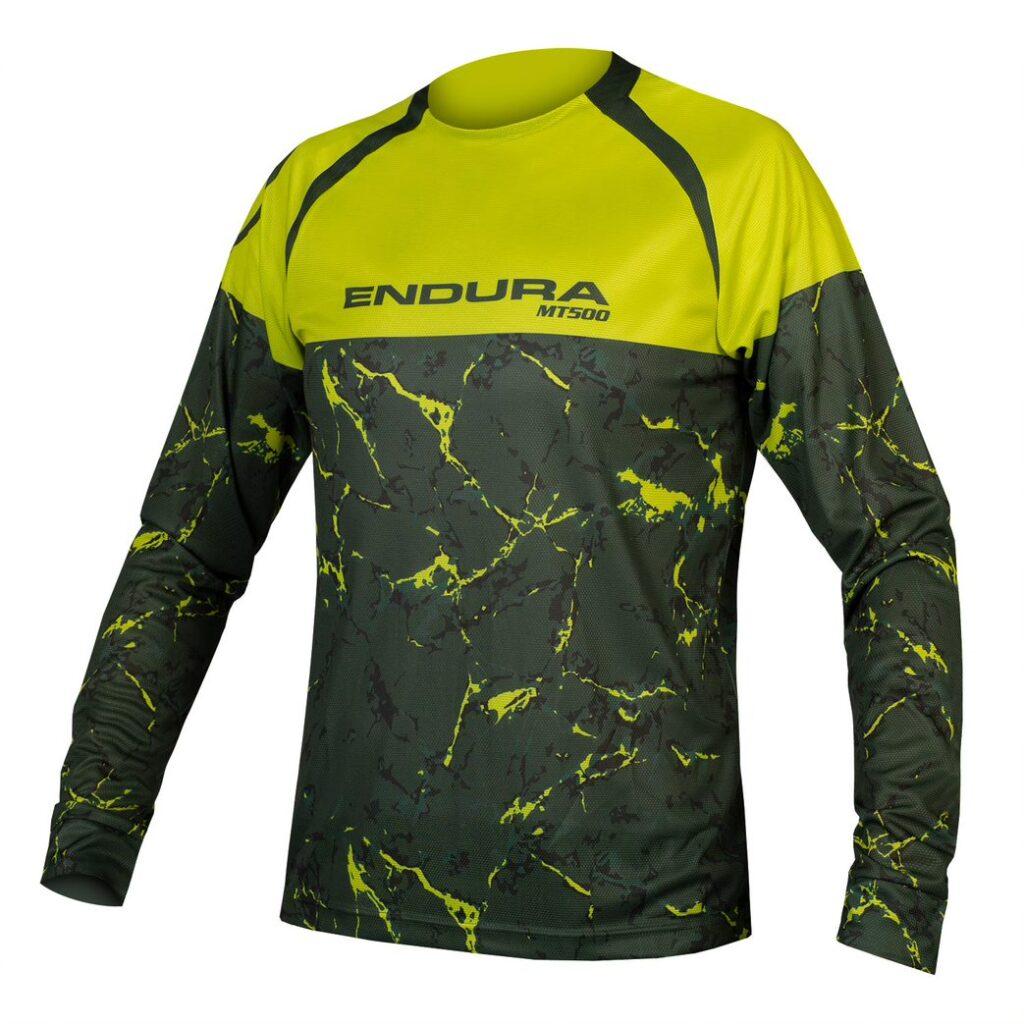 aendus-bike-gallery.ch Endura MT500 Marble T-Shirt LTD langarm E3185LG