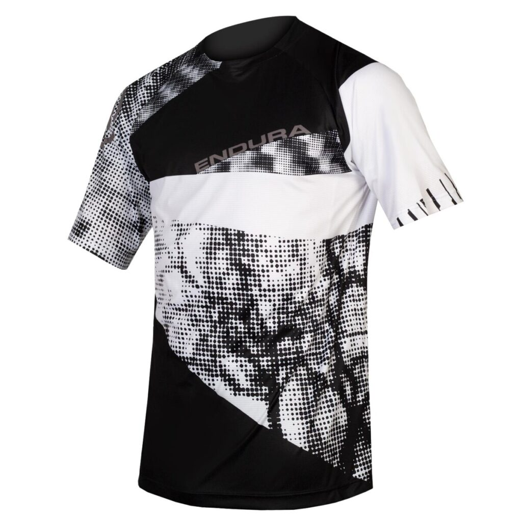 aendus-bike-gallery.ch Endura SingleTrack Dots T-Shirt LTD E3188bk